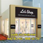 Công ty làm bảng hiệu quảng cáo giá rẻ tại Hà Nội